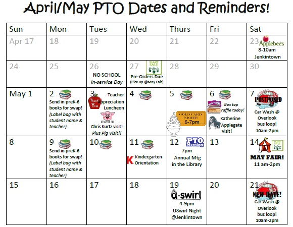 updated apr may calendar