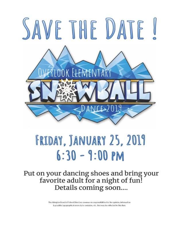 Snowball Dance 2019